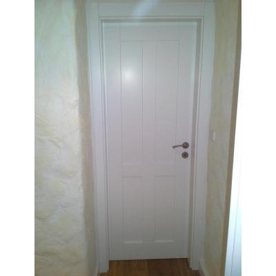 Weißlack Zimmertür